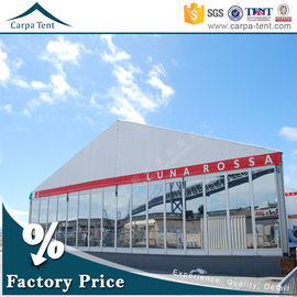 China 30mX50m Exhibition Tents Custom Canopy Tents UV - Resistant For Display Show usine